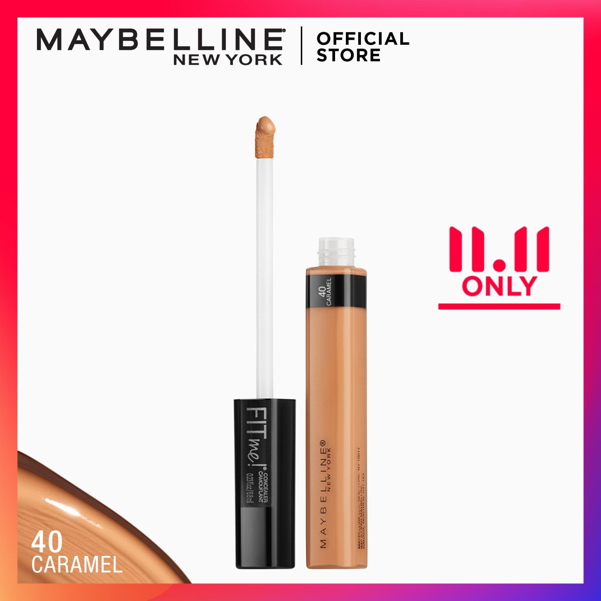 Fit Me Flawless Natural Concealer - 40 Caramel [USA Bestseller] by Maybelline Philippines