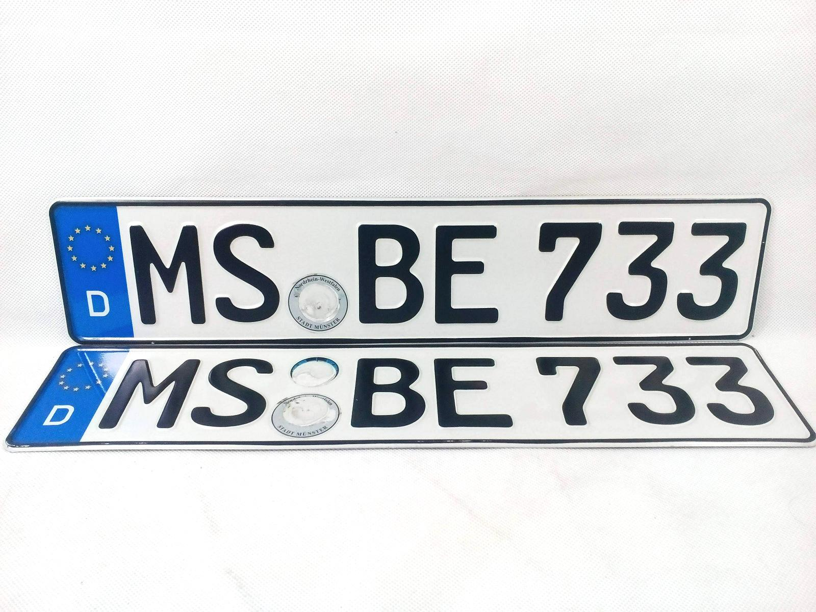 Buy Sell Cheapest Babaer Euro Plates Best Quality Product Deals