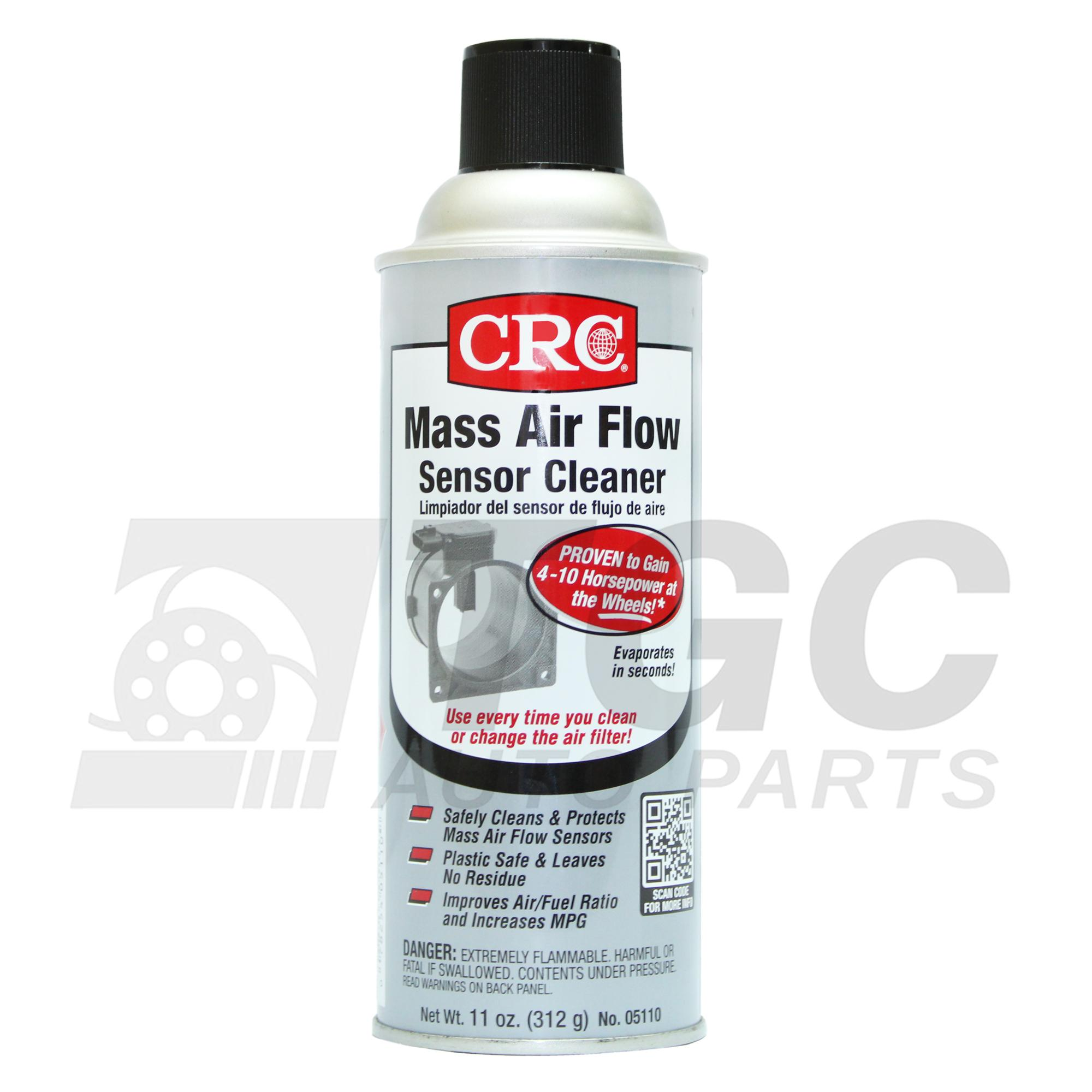 Crc Mass Air Flow Sensor Cleaner By Tgc Auto Parts.