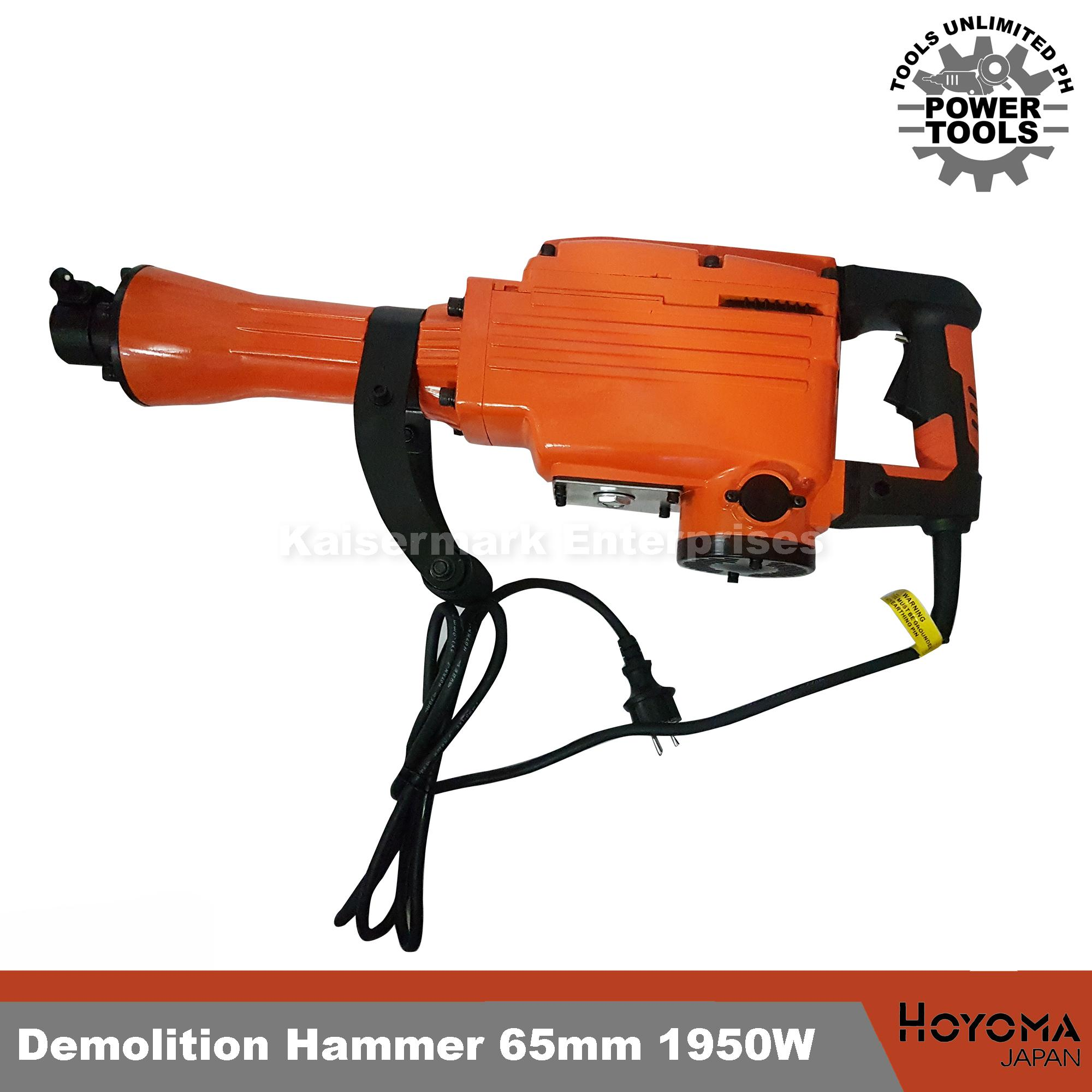 Hoyoma Japan Demolition Hammer 1950W Philippines