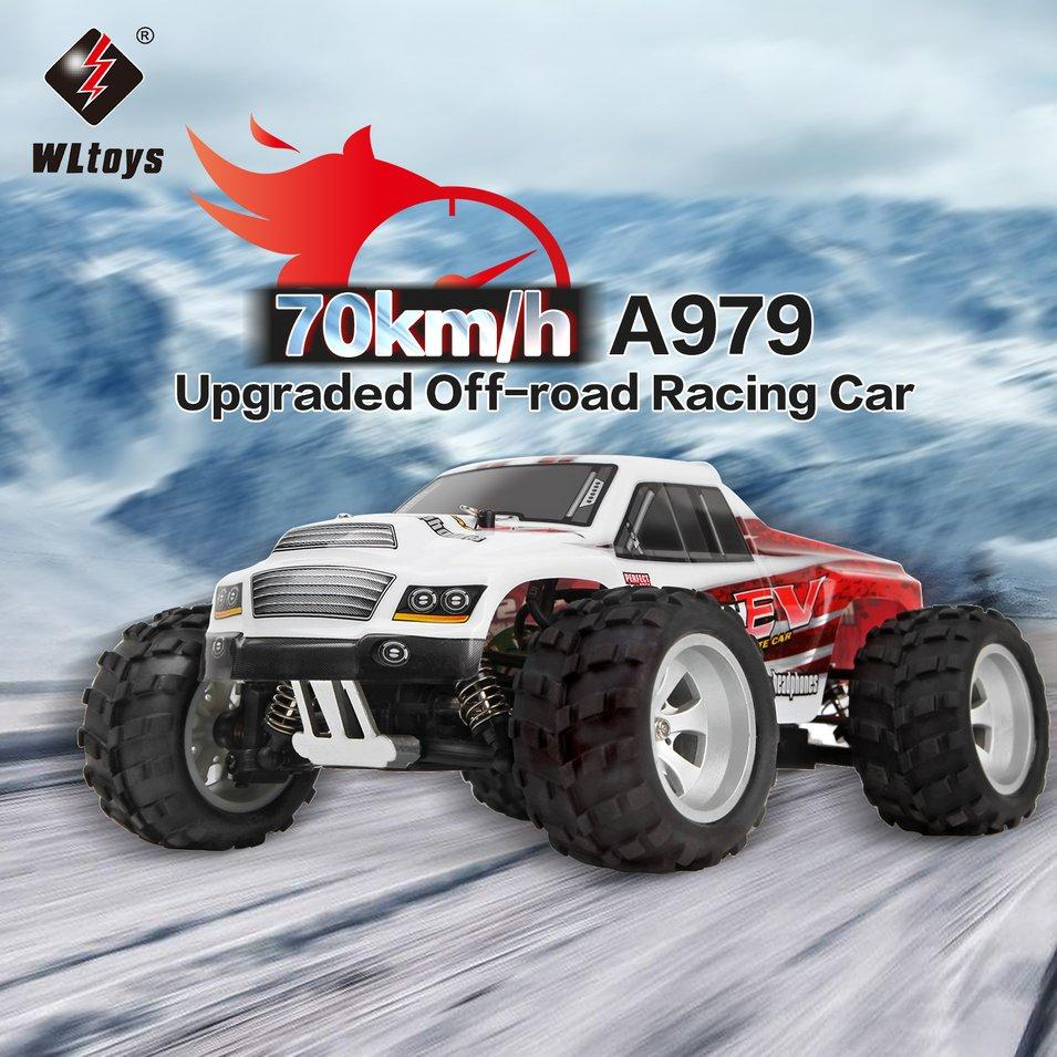 Rc Cars For Sale Remote Control Online Brands Prices Tiny Transmitter And Charger Circuit 2 X Aa Cell 27mhz Beau Wltoys A979 B 24ghz 1 18 Scale 4wd Car 70km