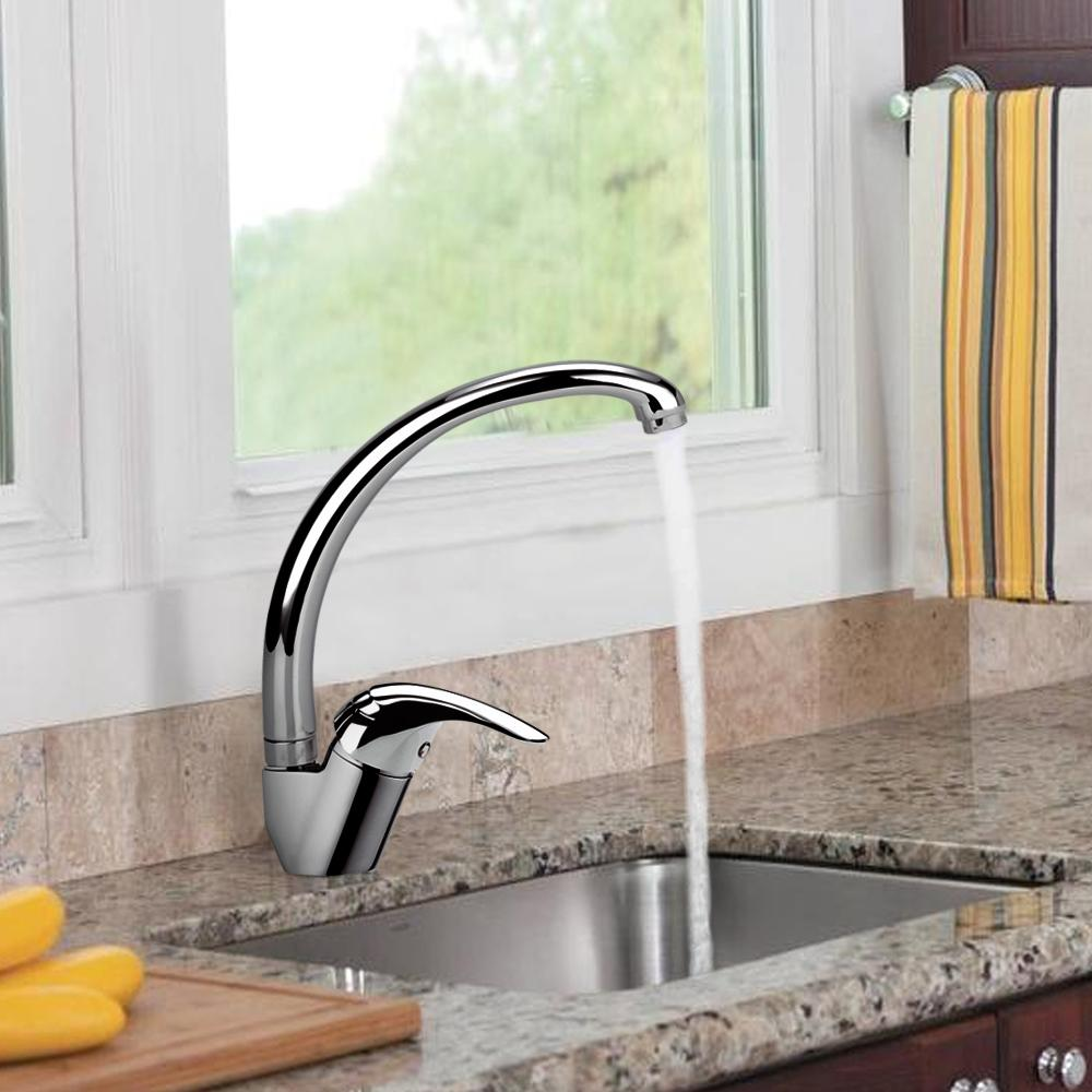 Moen Calixton One-handle High Arc Kitchen Faucet 7869