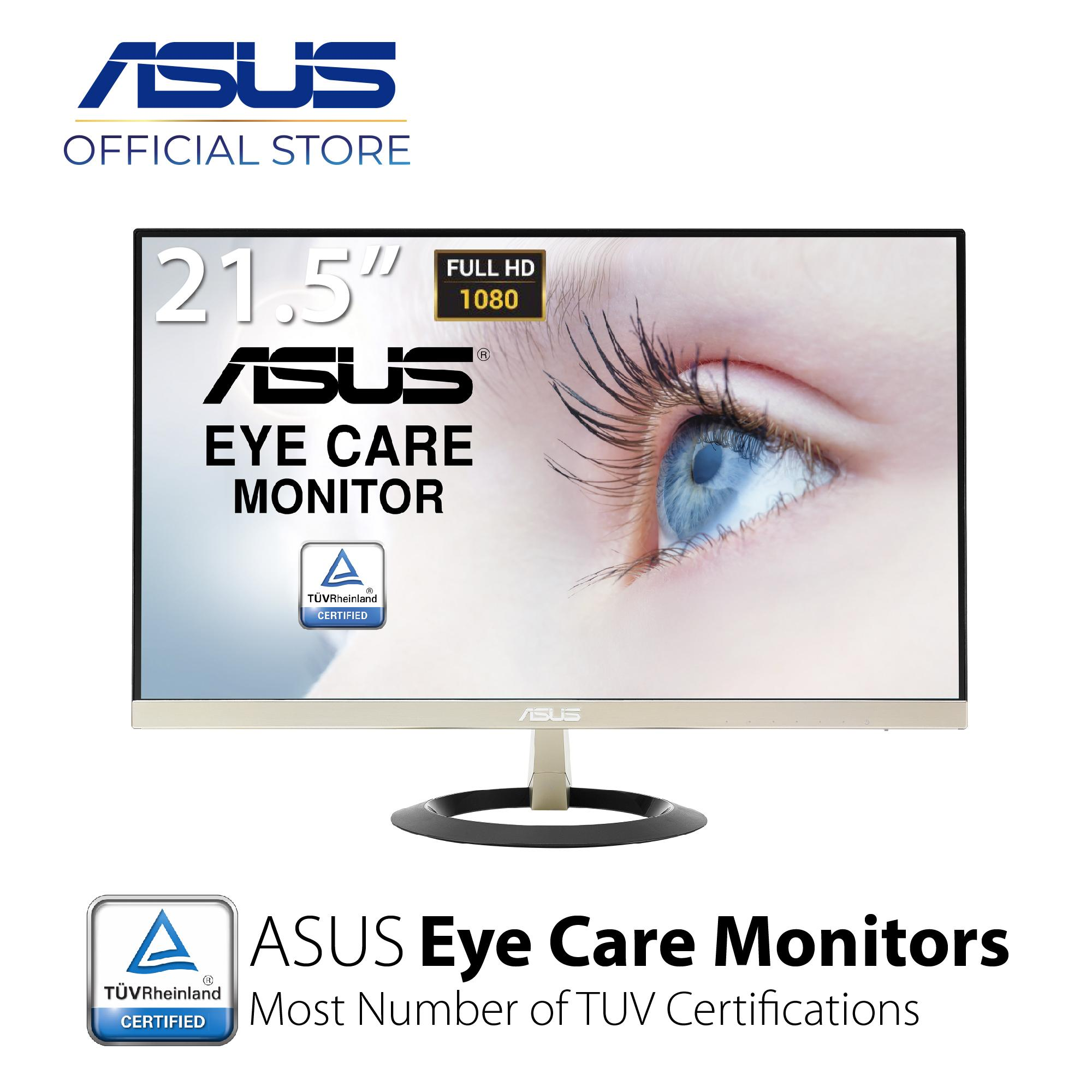 Asus Philippines Pc Monitors For Sale Prices Reviews Lazada Monitor Vc239h Eye Care Frameless 23 Full Hd Ips Speaker Tuv Vz229h 215 Inch