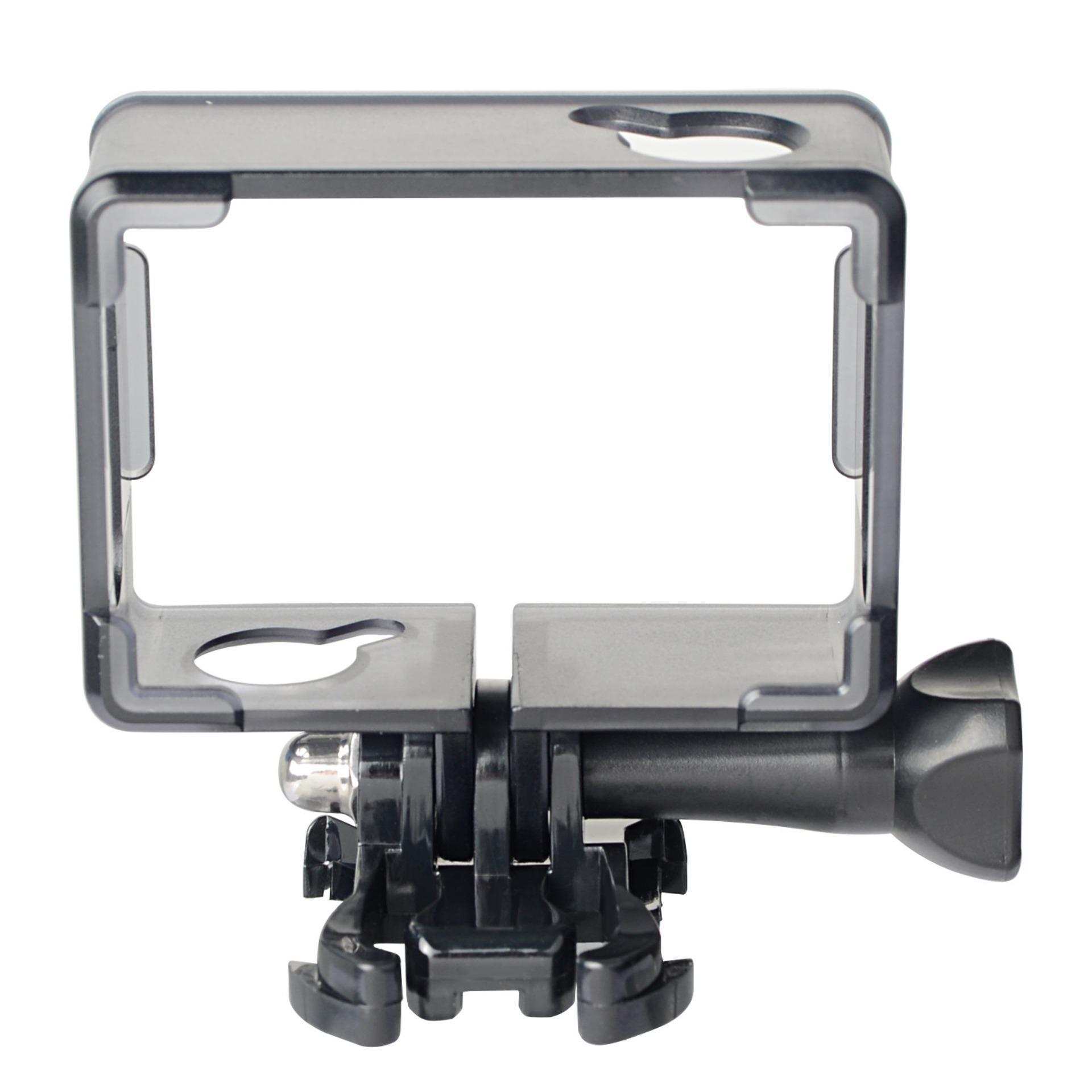 Sjcam Bumper Case For Sj4000 Series Action Camera (black) By Sjcam.
