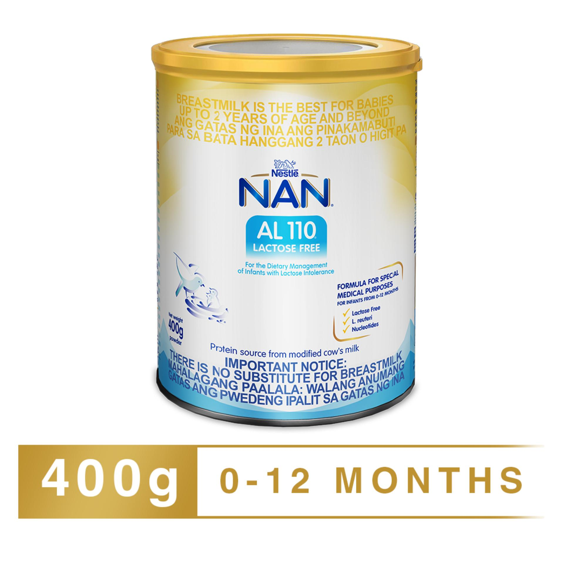 Infant Formula For Sale Baby Online Brands Prices S 26 Procal Gold Can 400g Nestle Nan Al110 Lactose Free Special Medical Purposes 0