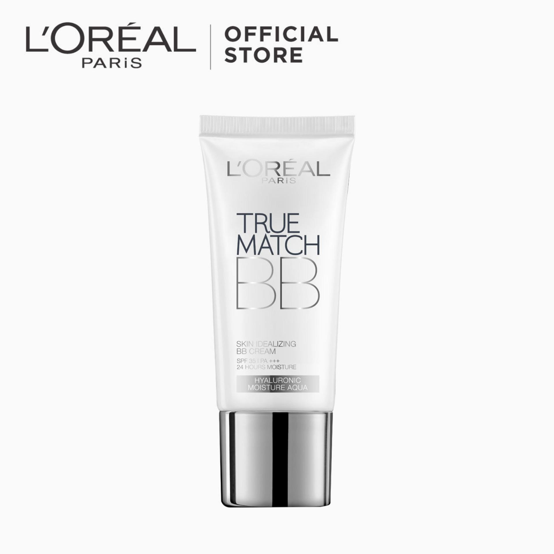 True Match Skin Color-Matching Bb Cream Spf35 Pa+++ By Loréal Paris By Loreal.