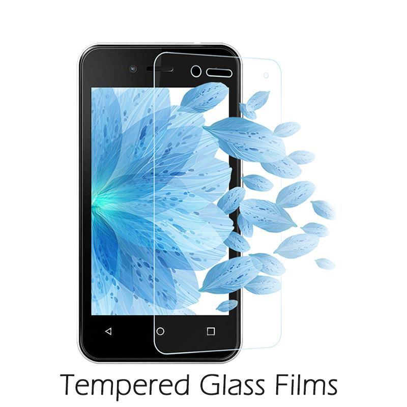 For Wiko Sunny 2 4 0 inch Tempered Glass Screen Protector Guard Film