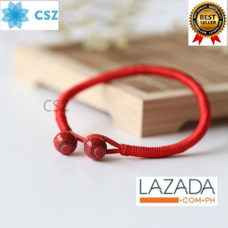 Lucky Charm 2019 Crystal File Year 2019 of Fate Lucky Red String Bracelet Red String Bracelets