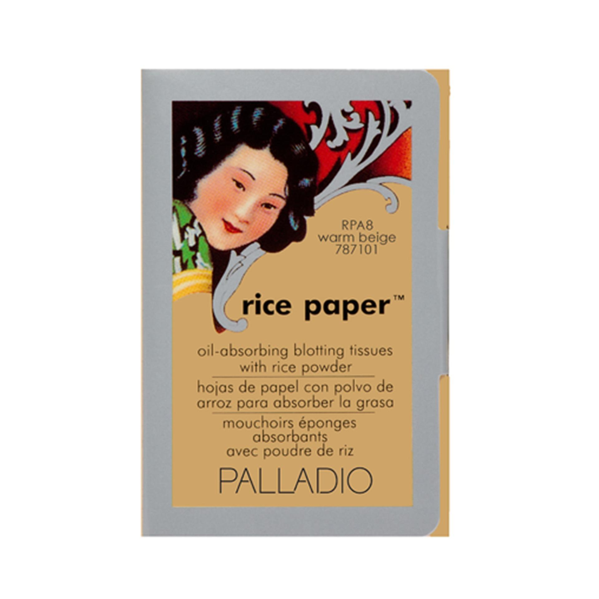 PALLADIO Warm Beige Rice Paper Philippines