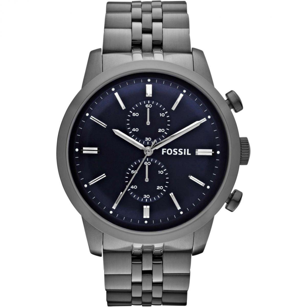 Fossil Philippines Watches For Sale Prices Reviews Lazada Ch2600 Townsman Chronograph Grey Dial Smoke Ion Plated Mens Watch