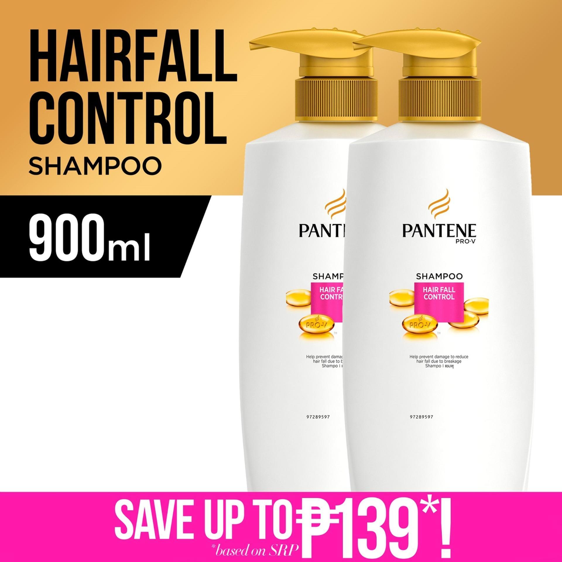 [BUY 2 @ 20% OFF] Pantene Hair Fall Control Shampoo 900mL