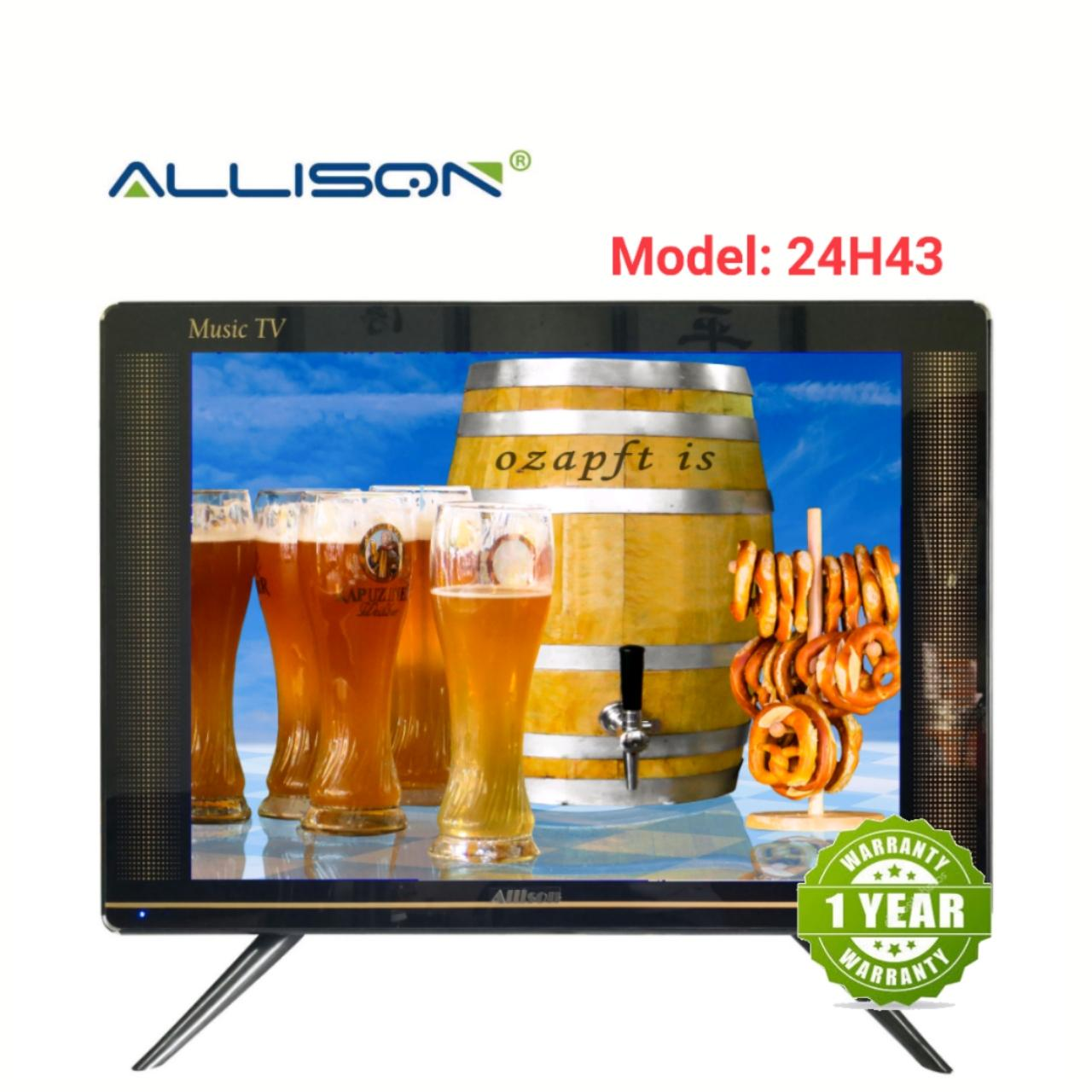 ALLISON LED-24H43 Screen 20