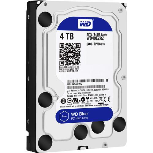 Western Digital WD40EZRZ 4TB 3 5