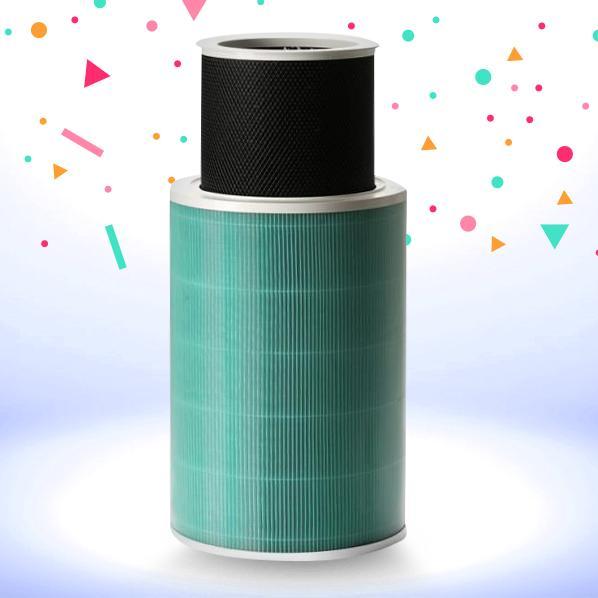 Xiaomi M1r-Flp Mi Air Purifier Anti-Formaldehyde Filter (green) By Xiaomi Professional Shop.