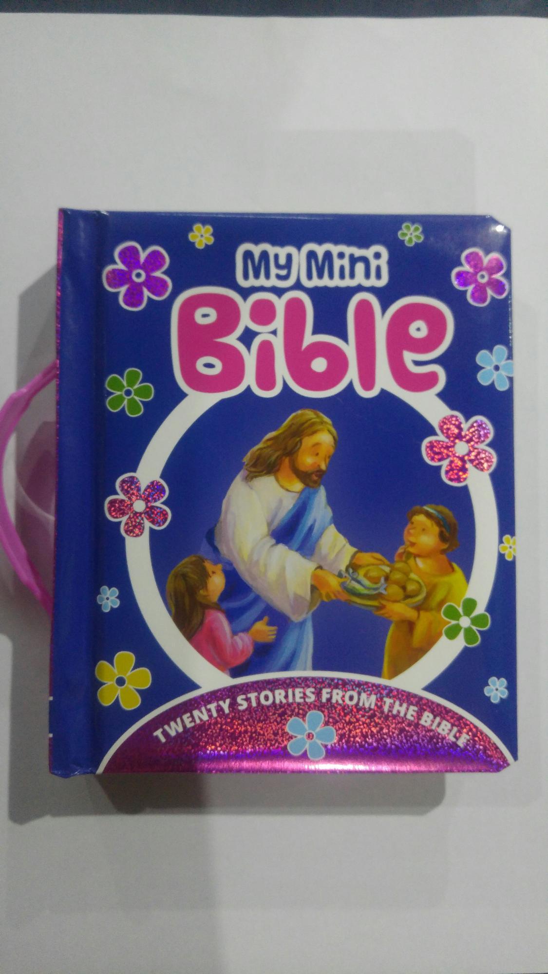 Childrens Book My Mini Bible By Immanuel Christian Bookshop.