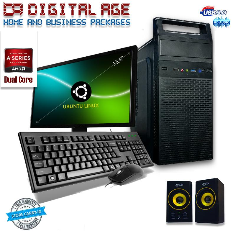 Digital Age Amd A4 6300 Home And Office Pc Package V1 0 Wifi Ready