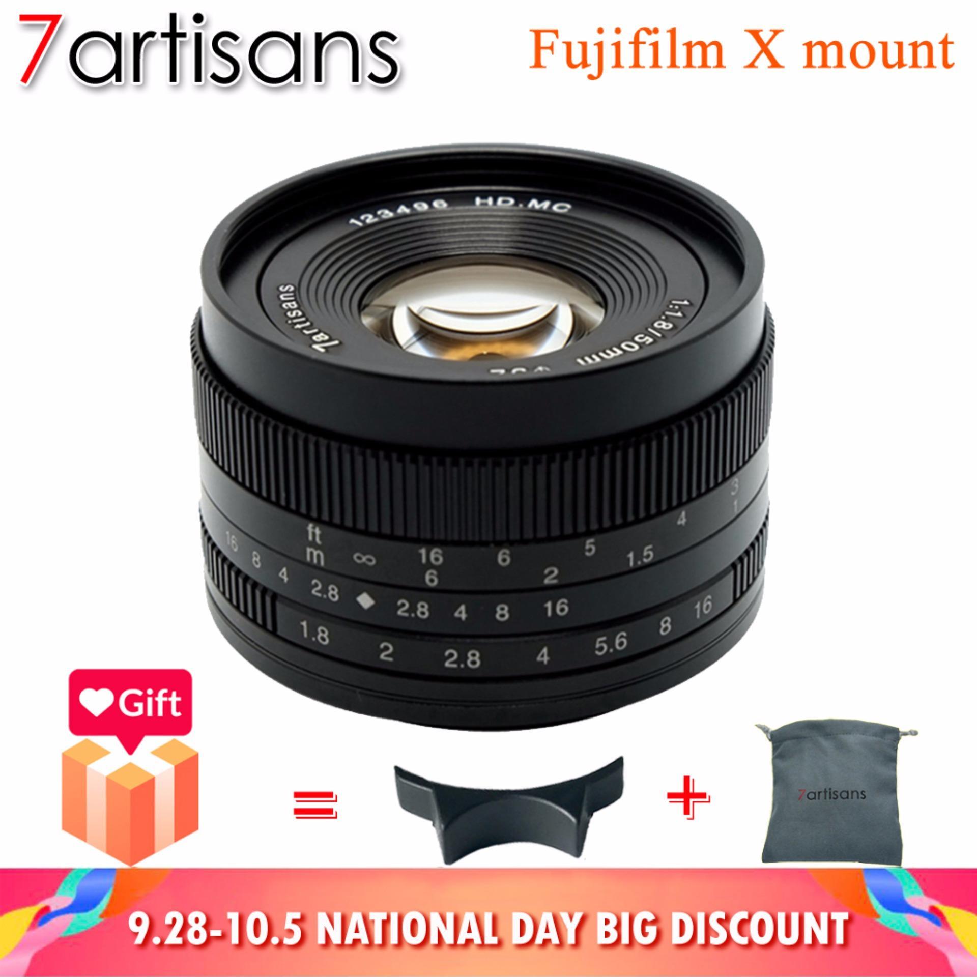 Mirrorless Camera Lenses For Sale Prices Brands Olympus Mzuiko Digital Ed 12 50mm F35 63 Ez Lens Factory Direct 7artisans Fujifilm F18 Aps C Manual Focus Widely Fit