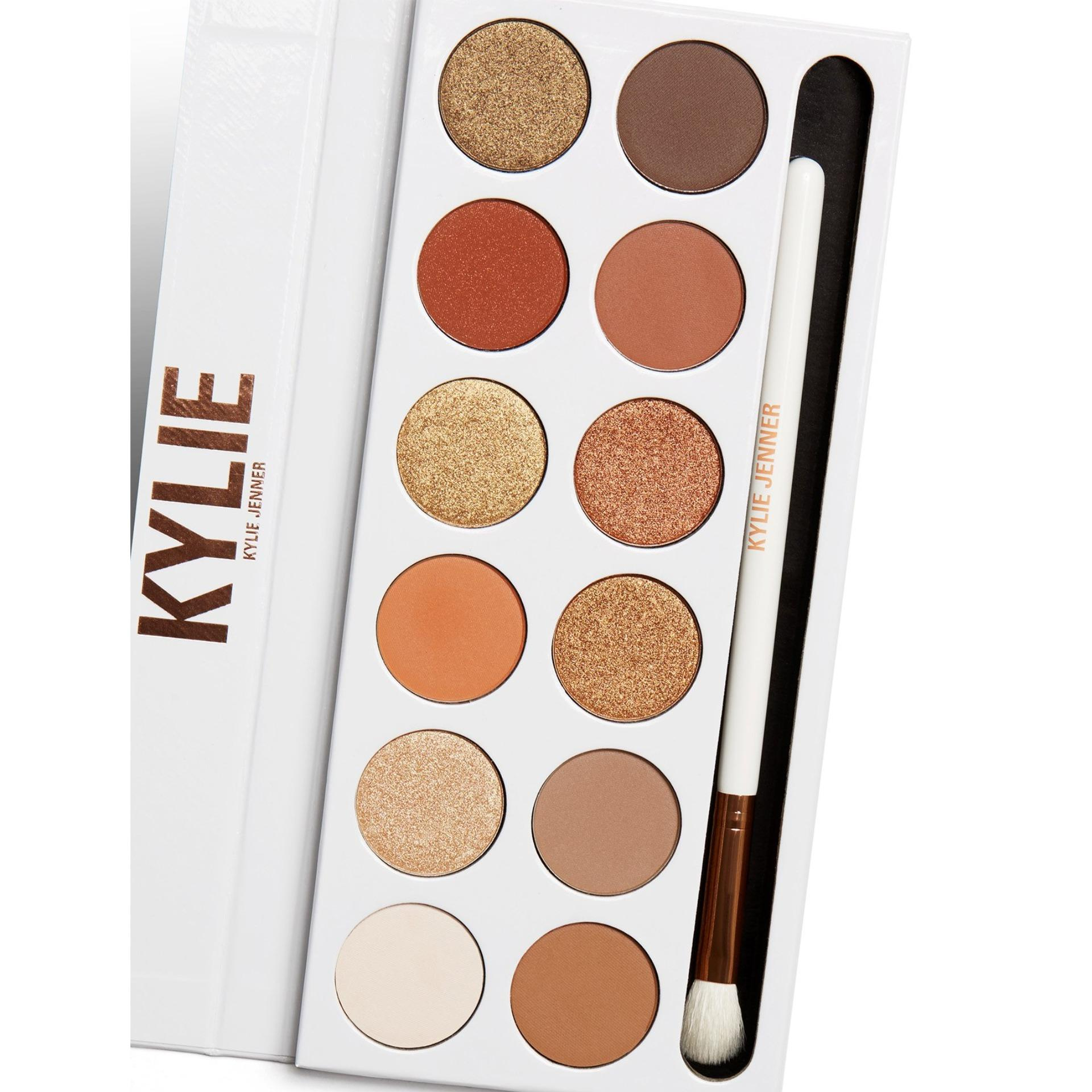 Kylie Bronze Extended  Eyeshadow  BRONZE EXTENDED PALETTE  KYSHADOW Philippines