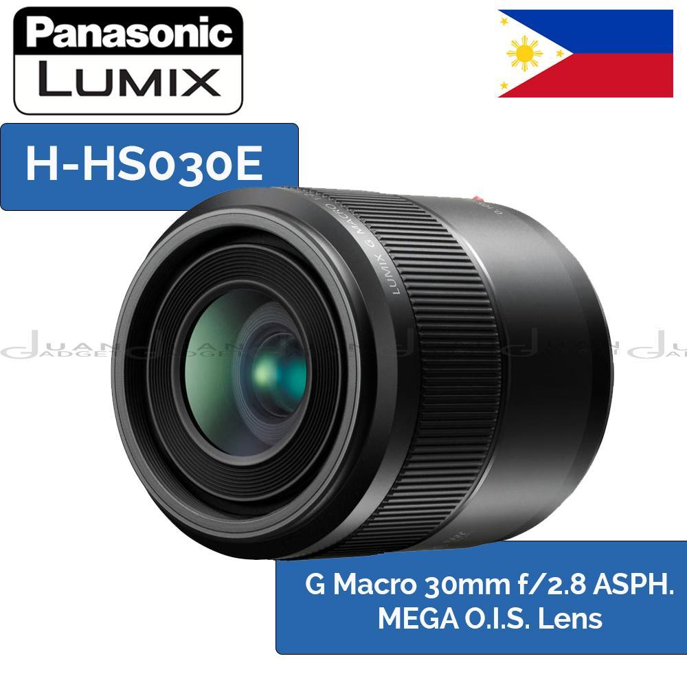Panasonic Lenses Philippines Camera Lens For Sale Leica Dg Macro Elmarit 45mm F 28 Asph Lumix G 30mm Mega Ois