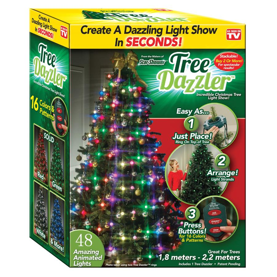 64 and 48 amazing animated light tree dazzler incredible christmas tree light show