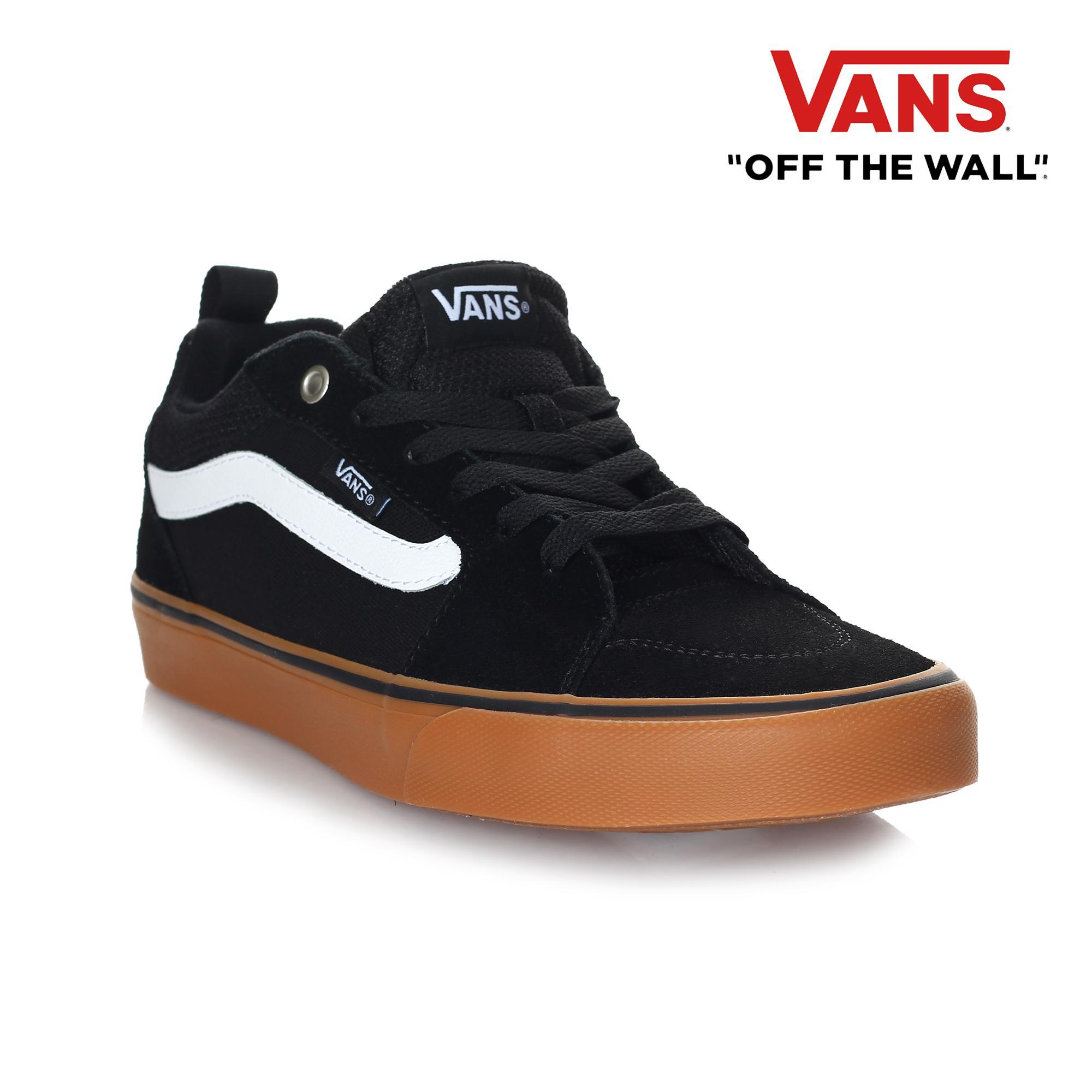 504ca5f7 Vans Men's Filmore Suede Canvas Sneakers