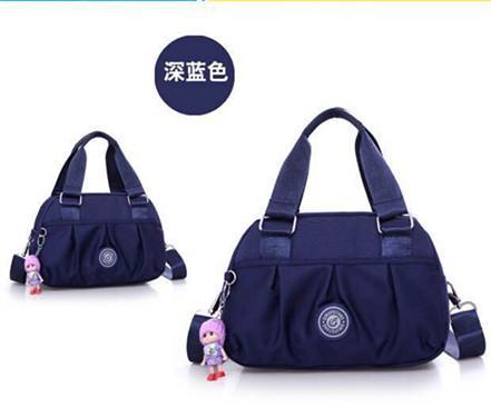 ed96140095908 Ella #496 New canvas handbags Korean fashion shoulder bag Messenger bag  Sling Bag (Random