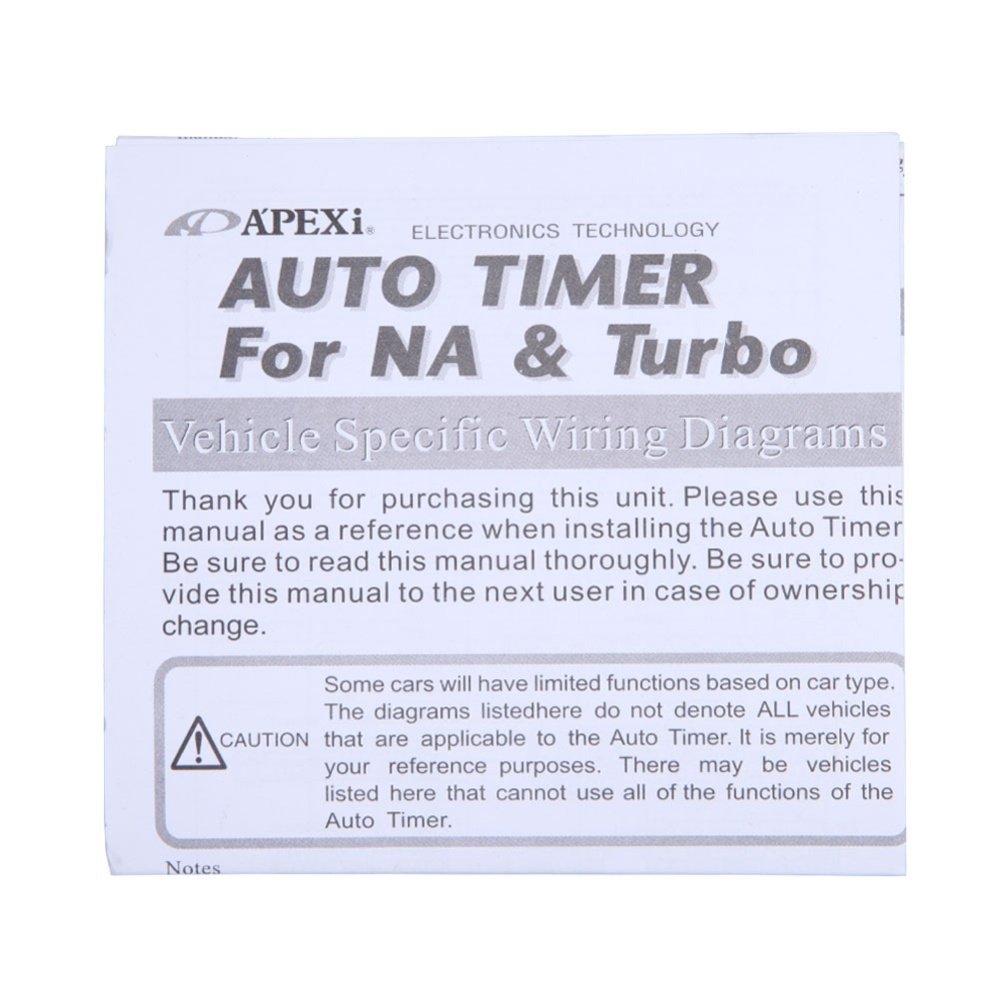 universal apexi auto turbo timer for na pen control jdm blue digitalprofessional installation is not required but recommended installation instructions will be included so you can do this yourself as well led color blue