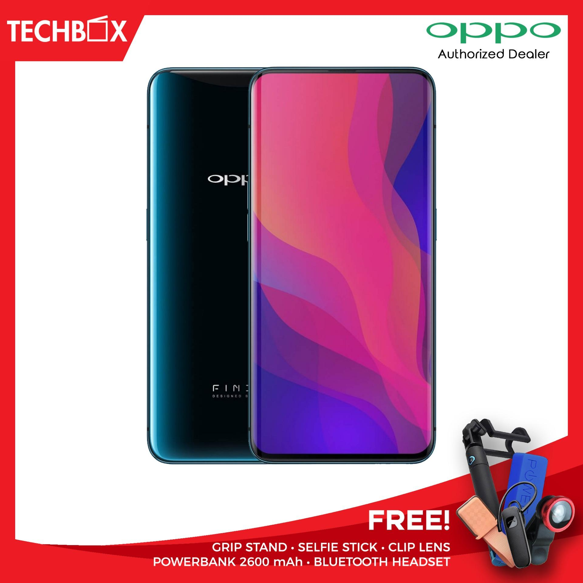 "Oppo Find X 256GB 8GB RAM 2 8GHz Octa core Dual SIM 6 42"" OLED"