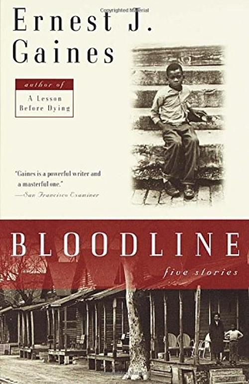 Bloodline: Five Stories By Galleon.ph.