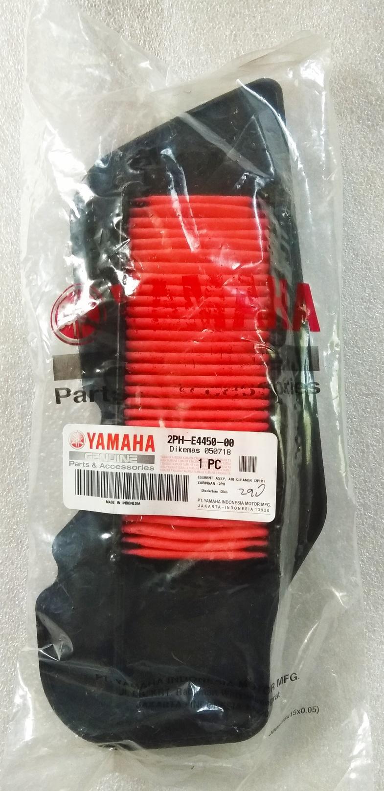 Original Yamaha Air Filter For Mio I M3 125 By Jca Motorshop.