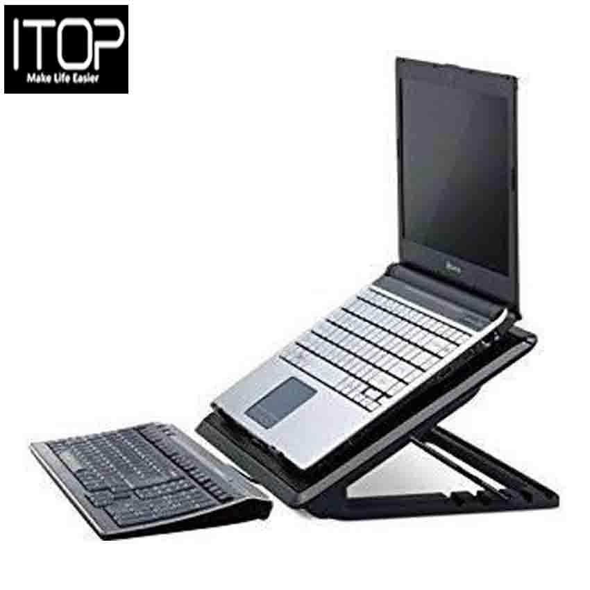 Itop Notepal Ergostand Notebook Stand Cooling Pad For Laptop By Itop.