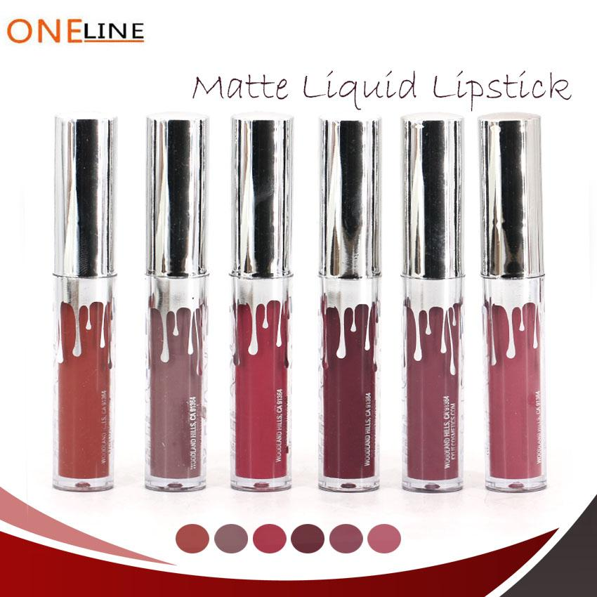 Oneline K8 Holiday Edition 6 Shades Matte Liquid Lipsticks Philippines