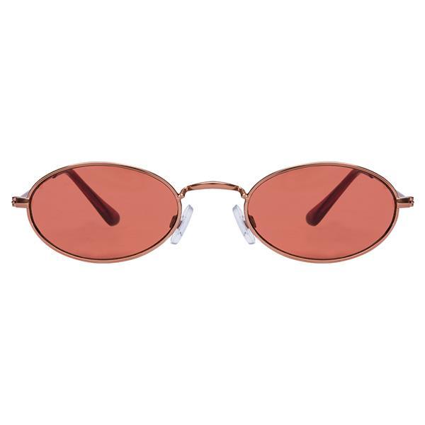 a33745b681 Sunnies Studios Miro Round Sunglasses for Men and Women (Cinnamon Full)