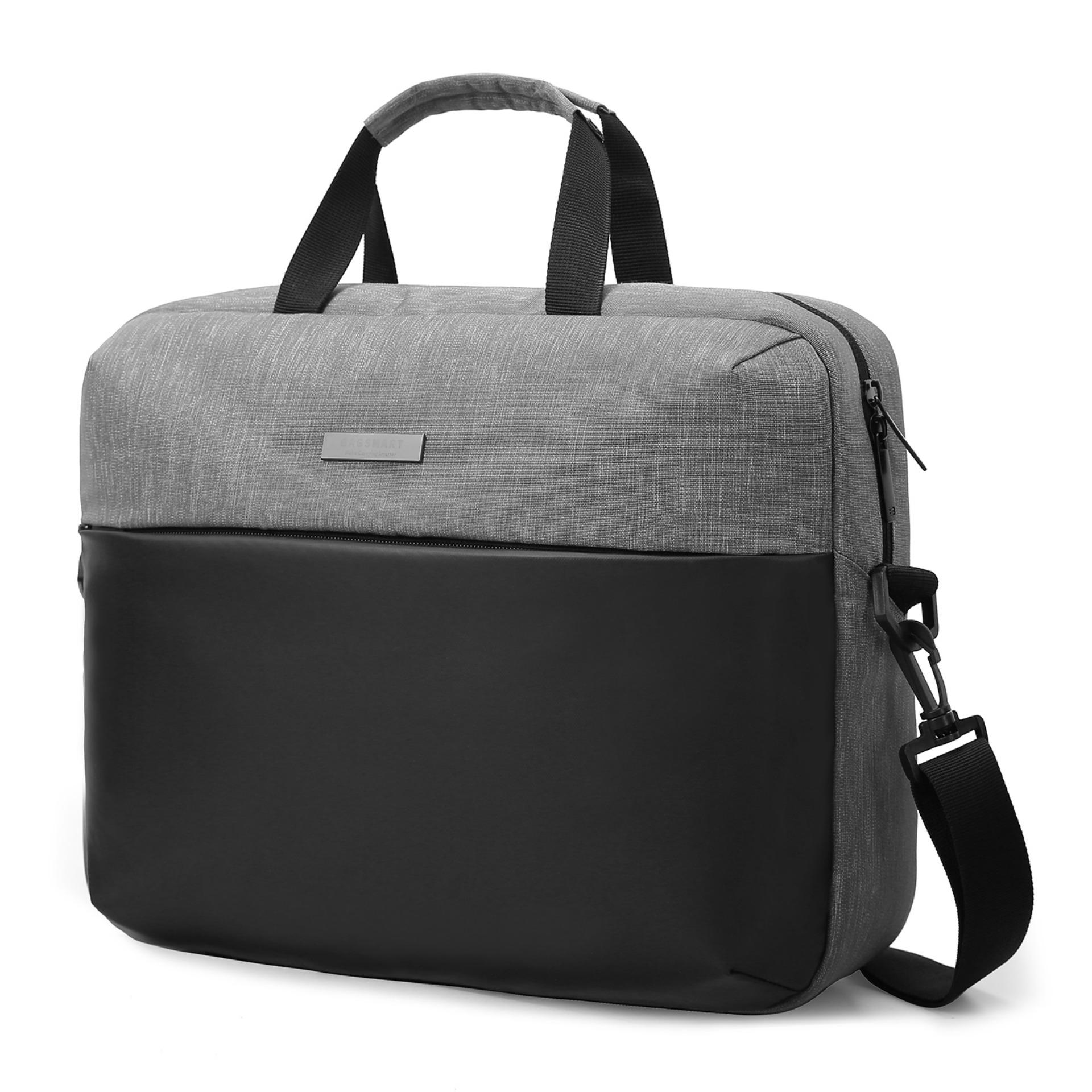 4746825fb4 BAGSMART BM0140011A008 LAPTOP BAG BRIEFCASE SHOULDER MESSENGER BAG WATER  REPELLENT SATCHEL TABLET BUSSINESS CARRYING HANDBAG
