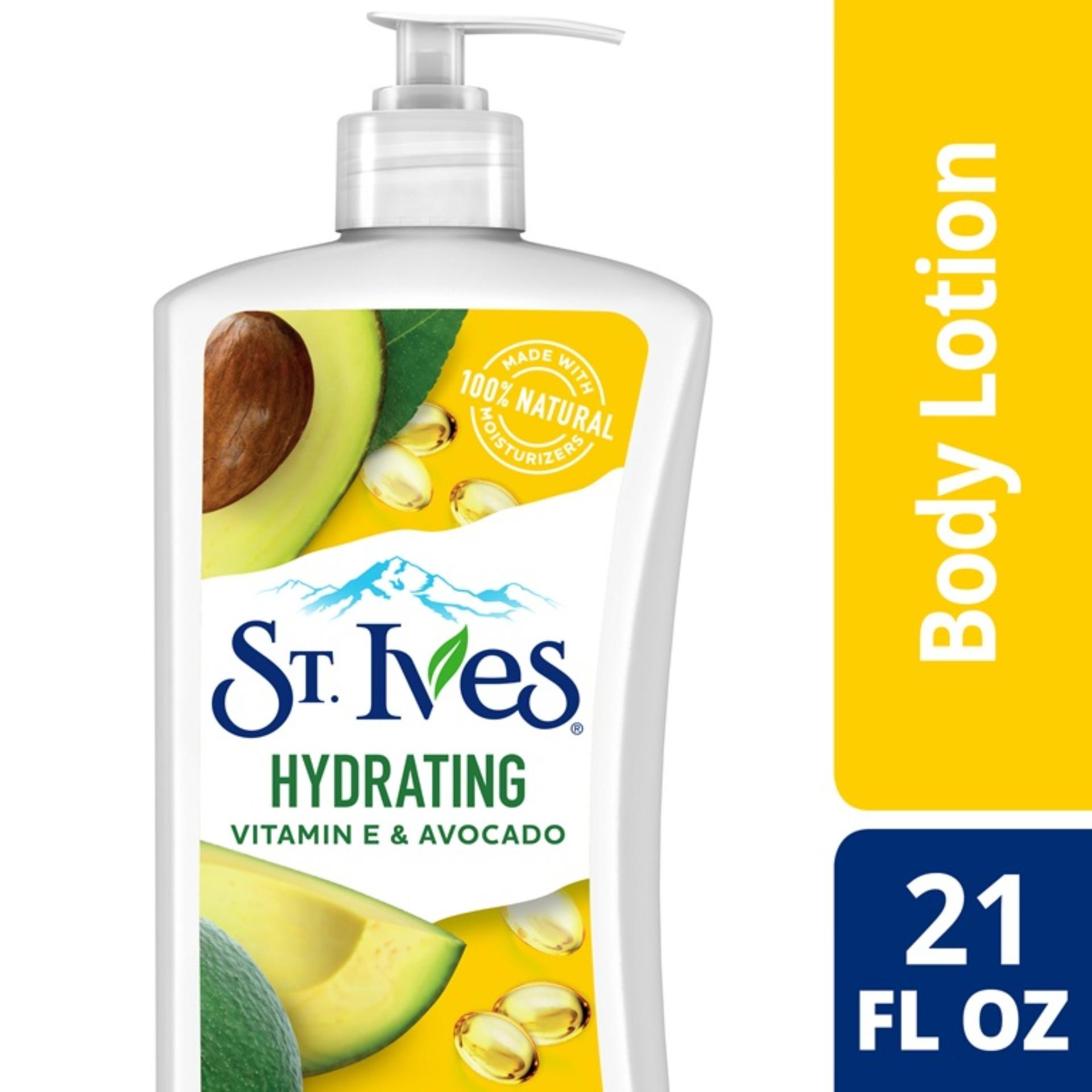 St Ives Lotion Vitamin E Daily Hydrating 621ml