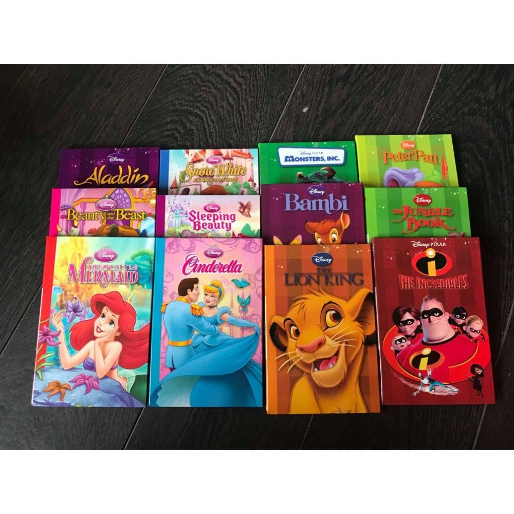 Storybook Set Of 12 By Luxxe Angels.