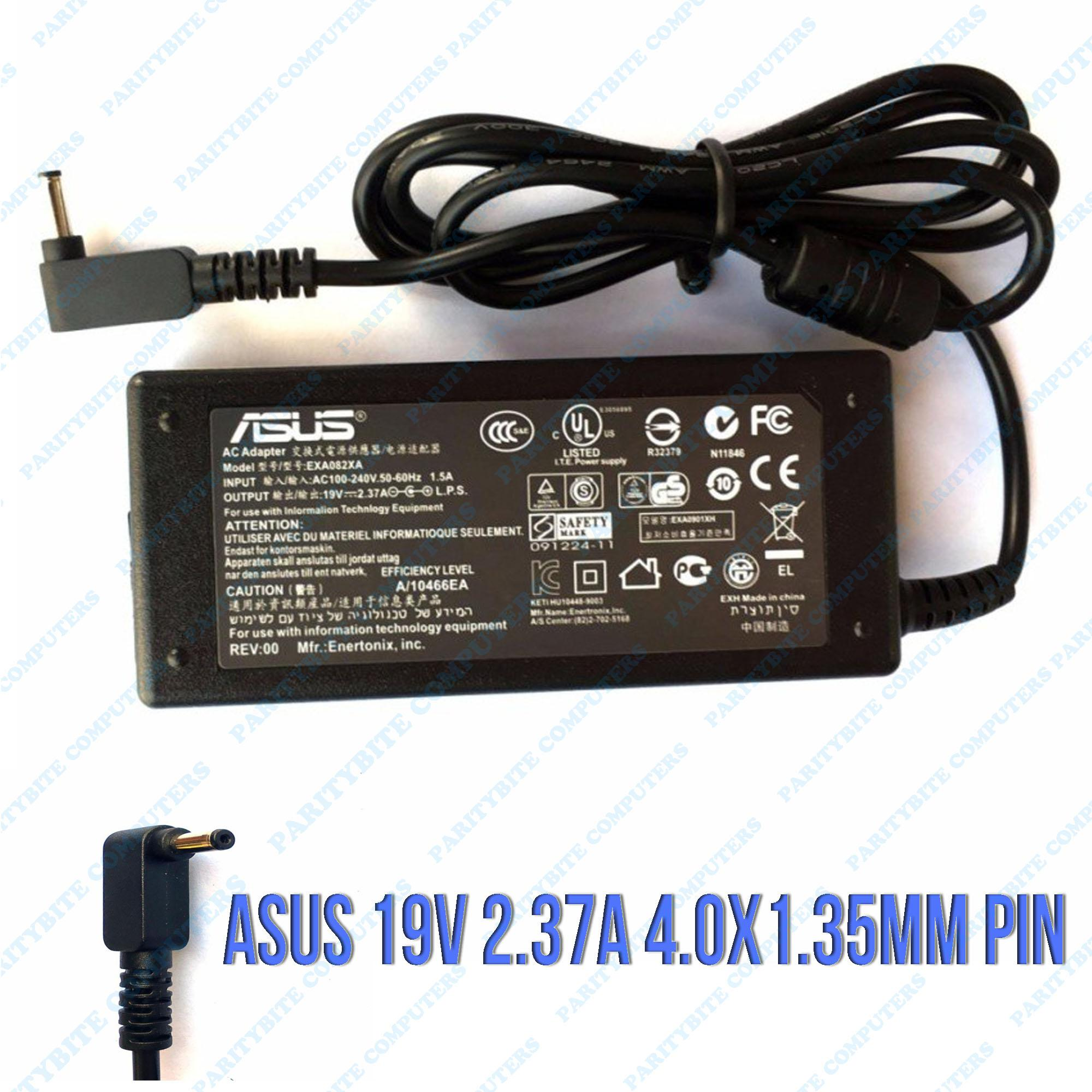 Asus Computer Accessories Philippines Pc For Sale Keyboard Original X453 X453m X453ma Series Charger Adapter 19v 237a 40x135mm Adp