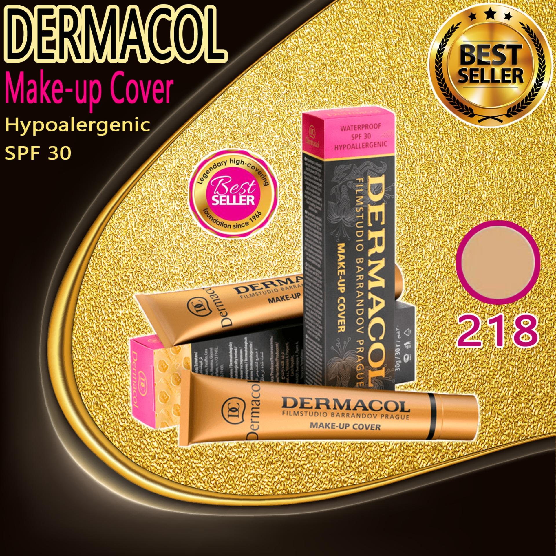Dermacol Make-up Cover Foundation  Shade No.218 Philippines