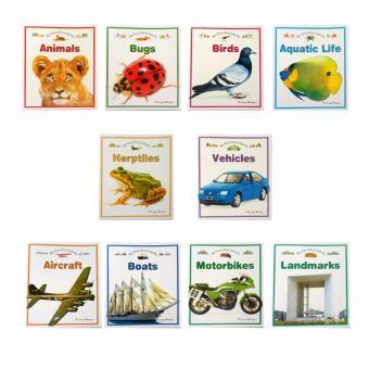 My First Encyclopedia (set Of 10 Childrens Books) By Luxxe Angels.