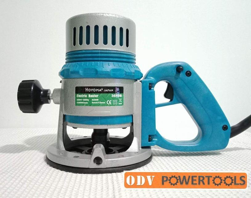 Hoyoma Japan Electric Router 920W 3610B