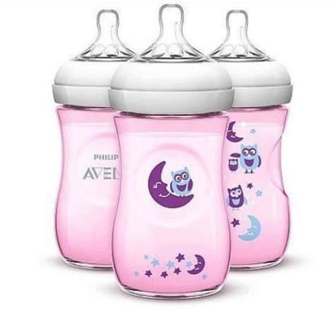 Philips Avent Limited Edition Deco Natural 260ml / 9oz 3pcs Set By Everything Goes.