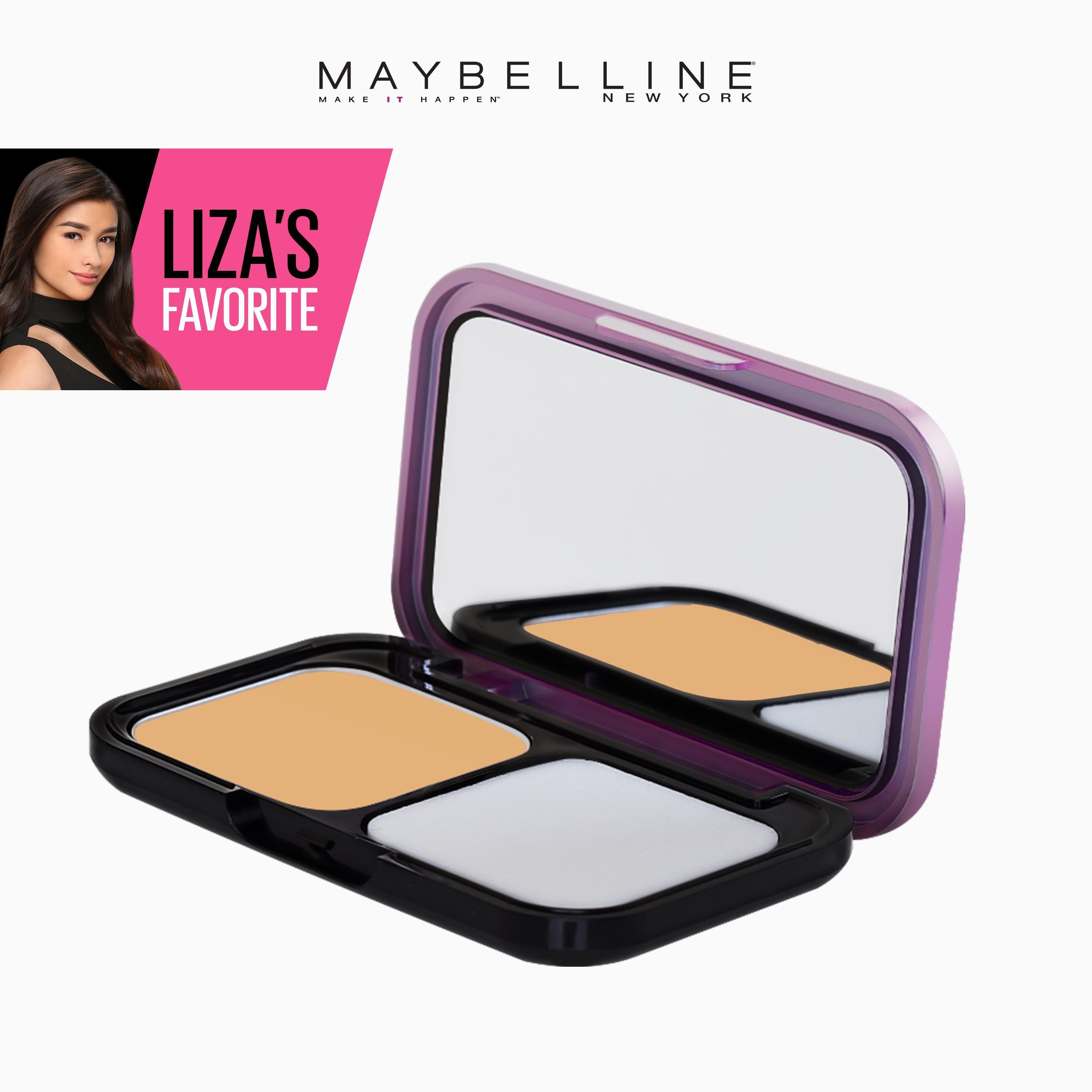 Clearsmooth All In One Powder Foundation – 04 Honey SPF32 PA+++ [Lizas Powder] by Maybelline Philippines