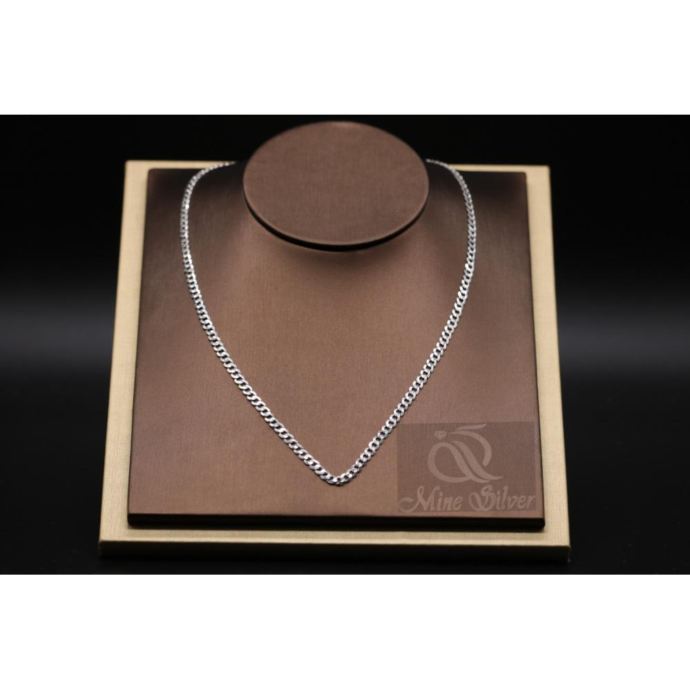 Men S Necklace 925 Silver Jewelry 3mm 16inches 4 2gram