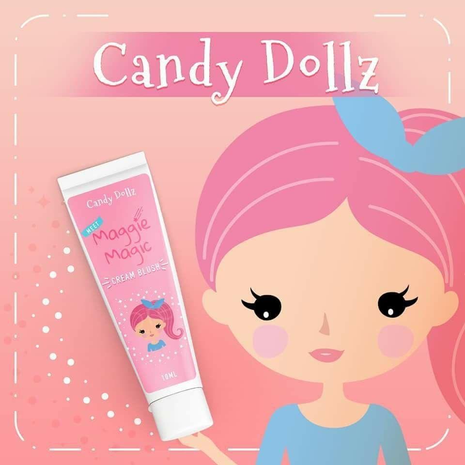 CANDY DOLLS Maggie Magic Cream Blush Philippines