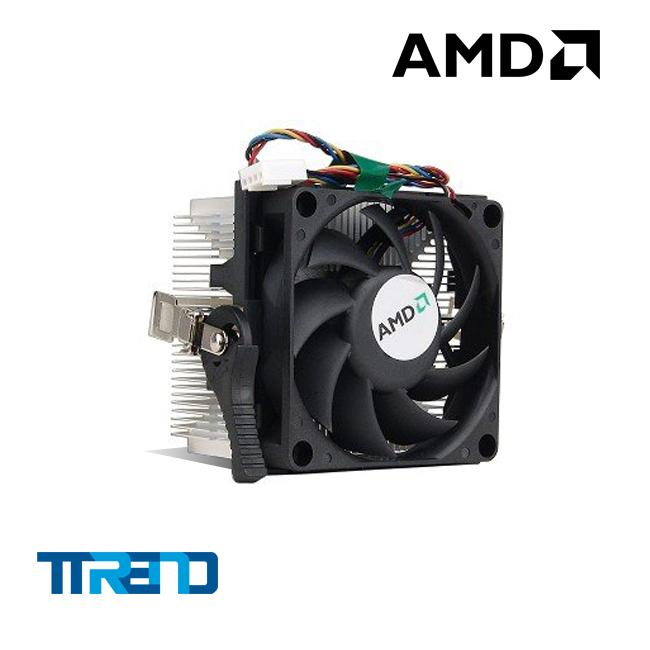 Amd Cpu Fan Heatsink By Ttrend It Solution.