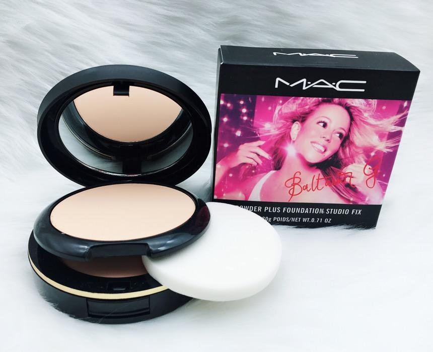 #C05 TWO WAY CAKE  M.AC POWDER PLUS FOUNDATION STUDIO FIX Philippines