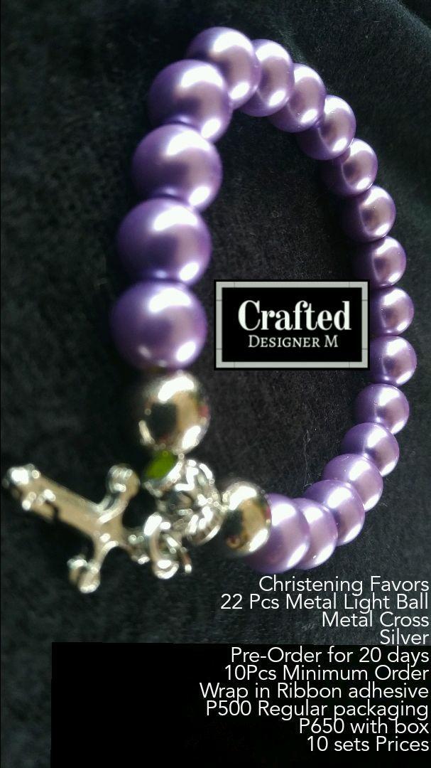Cross Bracelet By 91.
