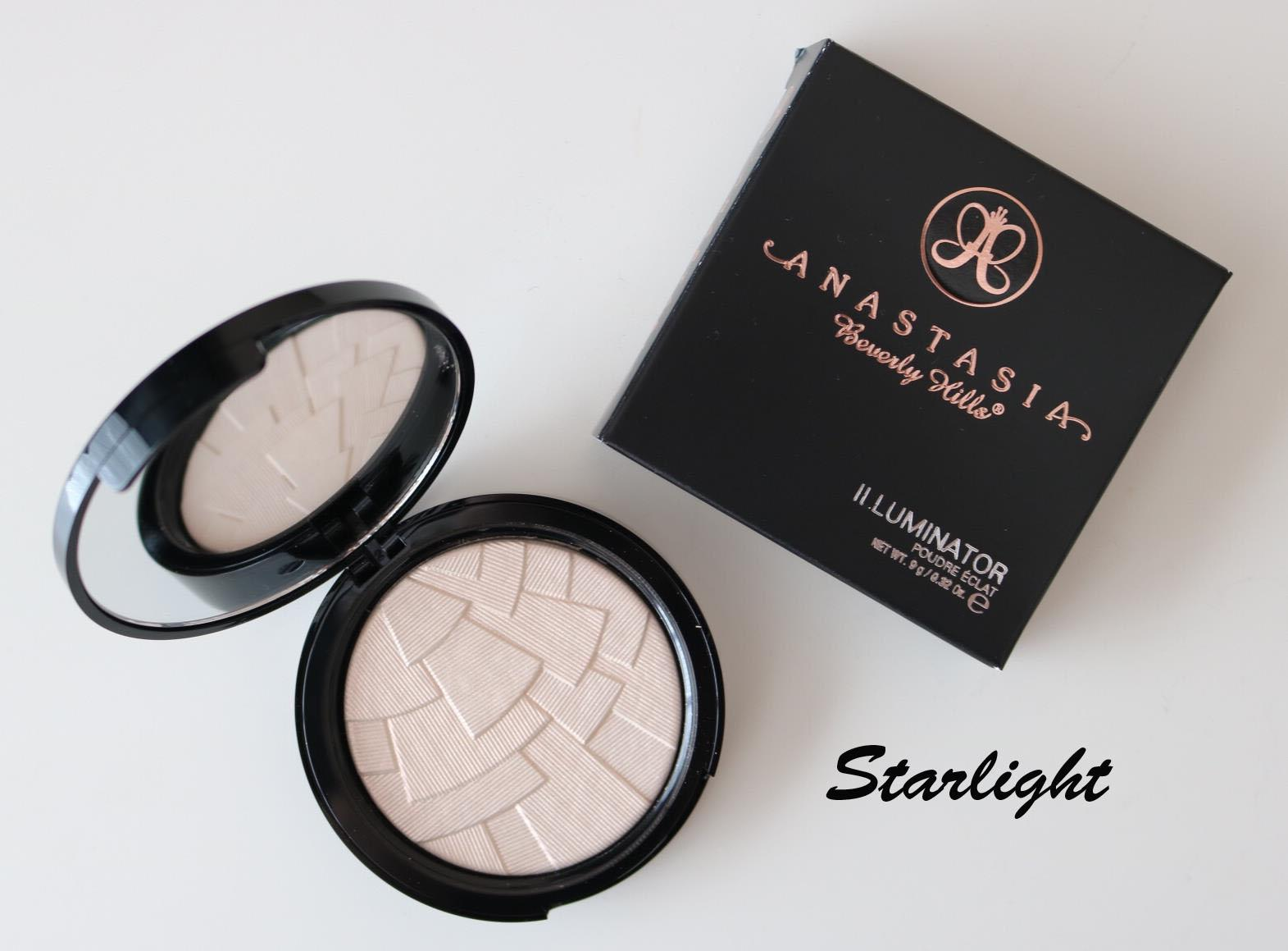 Bronzer and Higlighter Illuminator Powder (Starlight) 9g Philippines