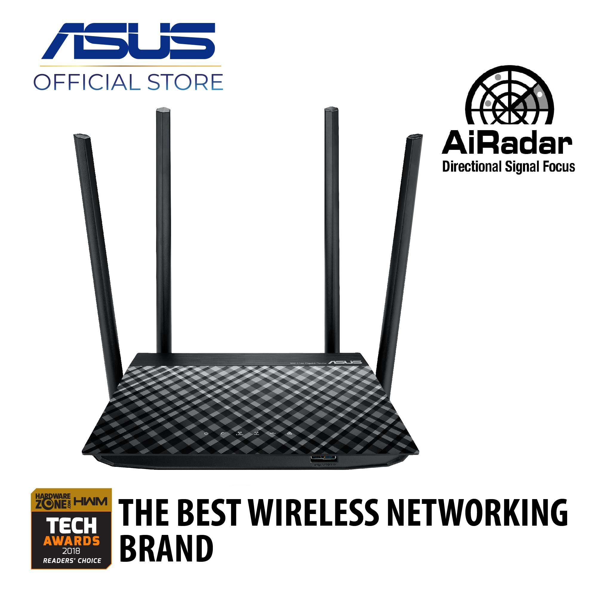 Routers For Sale Internet Prices Brands Specs In Tenda N301 Wireles Router 300mbps 4port 2 Antena Asus Rt Ac1300uhp Ac1300 Dual Band Wi Fi With Mu Mimo