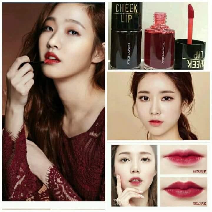 TM Lip and cheek tint (Sexy Red) Philippines